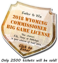 Enter To Win Big Game License