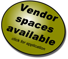 Vendor Spaces Available